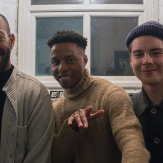 Space Afrika & Will Boyd (NTS Manchester) - 26th November 2016