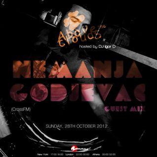 Above  The Clouds with DJ Igor D. (episode 18) / Guest mix by Nemanja Godjevac (CrossFM)