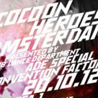 Guy Gerber - Live @ Cocoon Heroes, ADE 2012 - 20.10.2012