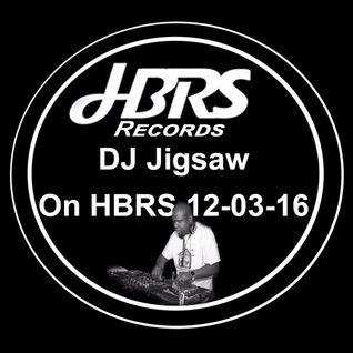 DJ JIGSAW's MIX PRE WMC SHOW On HBRS 12-03-16