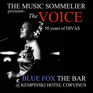 "THE MUSIC SOMMELIER -presents- ""50 YEARS OF DIVAS"" A various selection of the ladies doing it!"