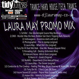 Laura May - Dreamland Promo Mix November 14