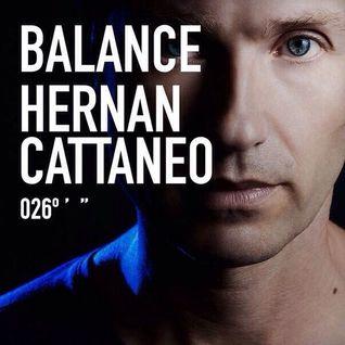 Hernan Cattaneo – Balance 026 CD1