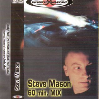 Steve Mason - Warehouse Club Audiotape Mix- 2001