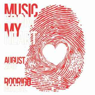 Rodrigo Mabel - Music From My Heart August 15
