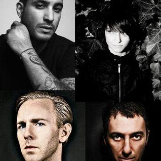 Richie Hawtin & Dubfire + Magda & Loco Dice Live @ 10 Years Of The Exit Festival (Essential Mix)