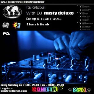 It's Global - Nasty deluxe@Confettidigital - Uk - London in the Mix (4).