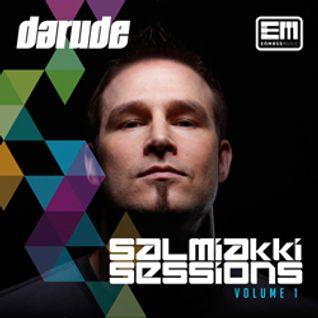 Darude - Salmiakki Sessions Vol. 1 DJ mix compilation preview megamix