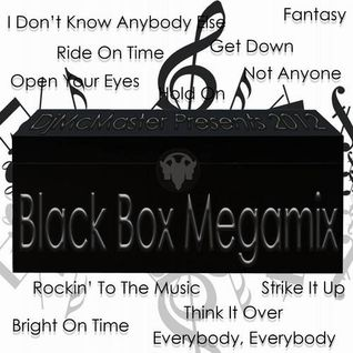 DjMcMaster Presents 2012 - Black Box Megamix (Longer Version)