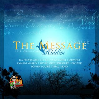 DJ MAO presents THE MESSAGE and ISALND VIBES RIDDIM (2011)