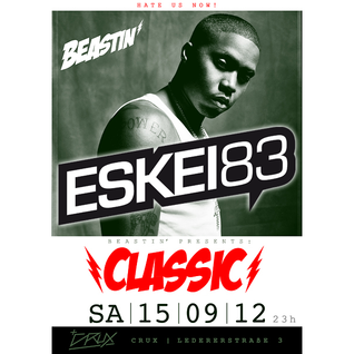 ESKEI83 - Live @ BEASTIN CLASSIC! (CRUX, MUNICH)