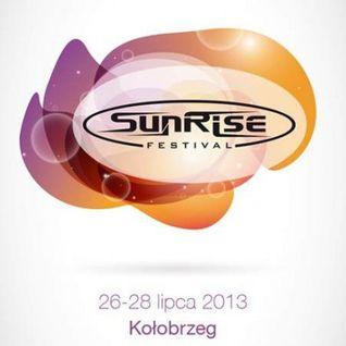 Crazibiza - Live @ Sunrise Festival 2013 (Kolobrzeg) - 26.07.2013