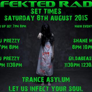 DJ Prezzy Trance Asylum Warm Up Set