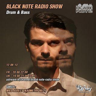 ASCO - Black Note Radio Show (12.06.2013)