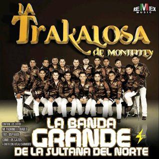 Banda La Trakalosa De Monterrey 2014