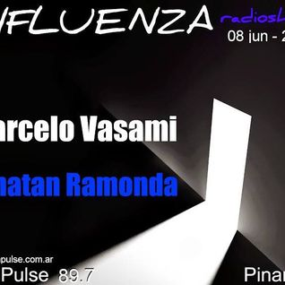Jonatan Ramonda @ Influenza Radioshow - Progressive Sessions -june 2013