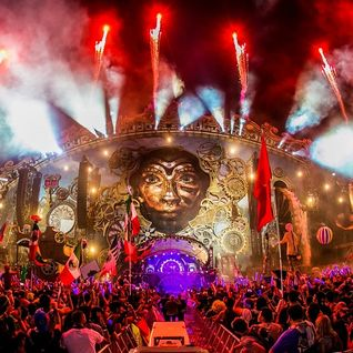 Ummet Ozcan @ Mainstage, Tomorrowland Brasil 2016-04-22