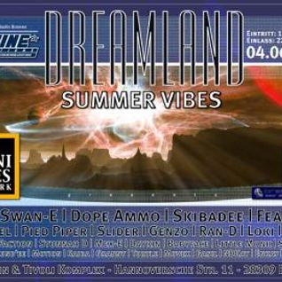 Dope Ammo live at Dreamland Summer Vibes 2005/ Bremen