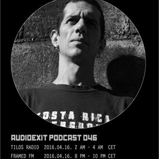 Audioexit Podcast046 - Paulo AV