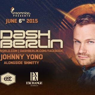 Dash Berlin - Live @ Exchange LA (Los Angeles) - 06.06.2015