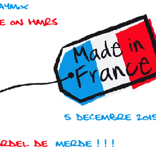 R4YM1X - Made in France French House set live on HMRS on Dec 5th 2015