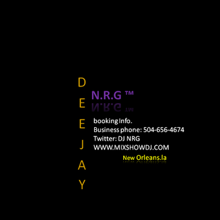 DJ NRG HOUSE MIX MAY 2012