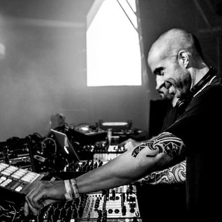 Chris Liebing @ Mayday, Germany 2004.