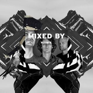 Noisia (Vision + Division + Invisible Recordings) @ Thump Exclusive Mix (18.06.2015)
