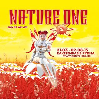 "Mario Ranieri @ NATURE ONE Festival ""stay as you are"", Raketenbasis Pydna, Germany 31.7.2015"