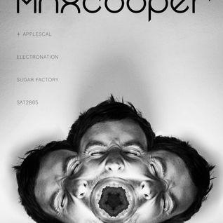 Electronation invites Max Cooper Live