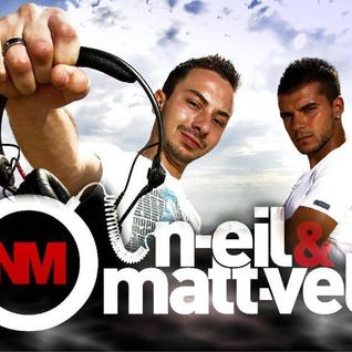 N-eil & Matt-vell october 2011 mix of the month