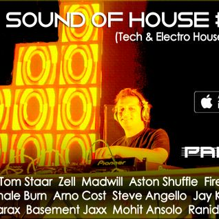 Parax- The Sound Of House Podcast Episode # 36(Tech House Electro House Edition)