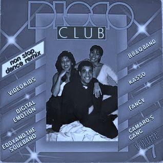 Disco Club Vol 7 by Peter Slaghuis side B