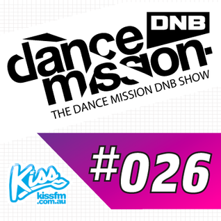 The Dance Mission DNB Show #026 feat. Prototypes - City of Gold Album Part 1