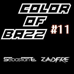 Sebastian E. - Colour of BaZz #11