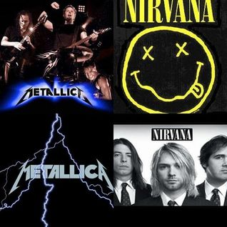 40 minutos de -Nirvana and Metallica-