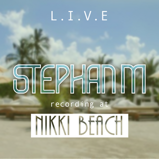 Nikki Beach Miami Sunday Warm Up ( August 14th 2016 )