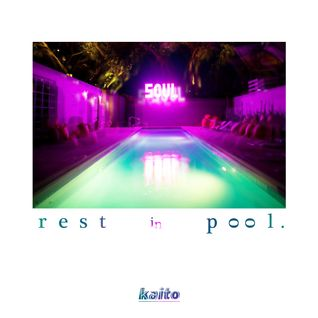 rest in pool.