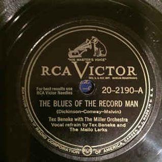 Big Shake - tease 33 - Blues of the record man - Dj Sampsa Vilhunen