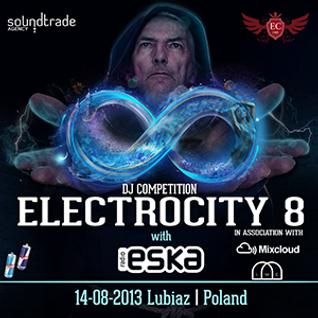 Electrocity 8 Contest - Cherry aka BreakNtune