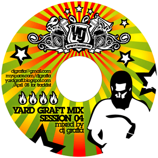 Yard Graft Mix Session 04 (2008)