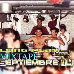 Long Play MIXTAPE Septiembre 2014 By MrDJ