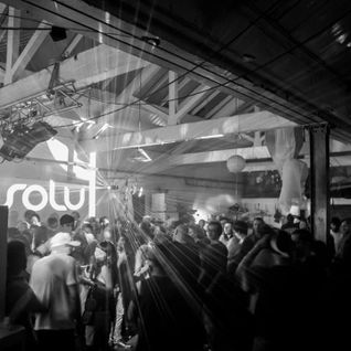 Pete Cosby // SOLU Warehouse Vibe (Promo Mix) - 01.06.13
