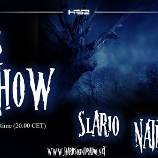 Slario Guest Mix - Natrion's Horror Show - july 2014