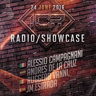 Insane Code Recordings Radio/Showcase | Episode 5 : Andres De La Cruz