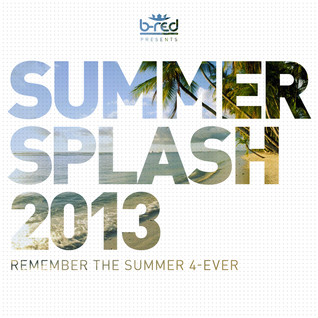 Summer Splash 2013 (mixed by DJ RED)