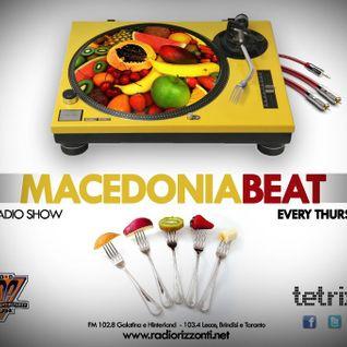 Tetrixx --> Macedonia Beat - Puntata 24