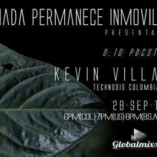 #PDCST No 10 || KEVIN VILLA  (Technosis) ||