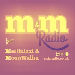 M&M Radio on nsbradio.co.uk - Oktober 2014 - MoonWalka