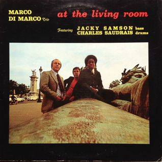 Toni Rese Rarities TRR014-Marco Di Marco Trio-At the Living Room-Modern Jazz Record-100% Vinyl Only